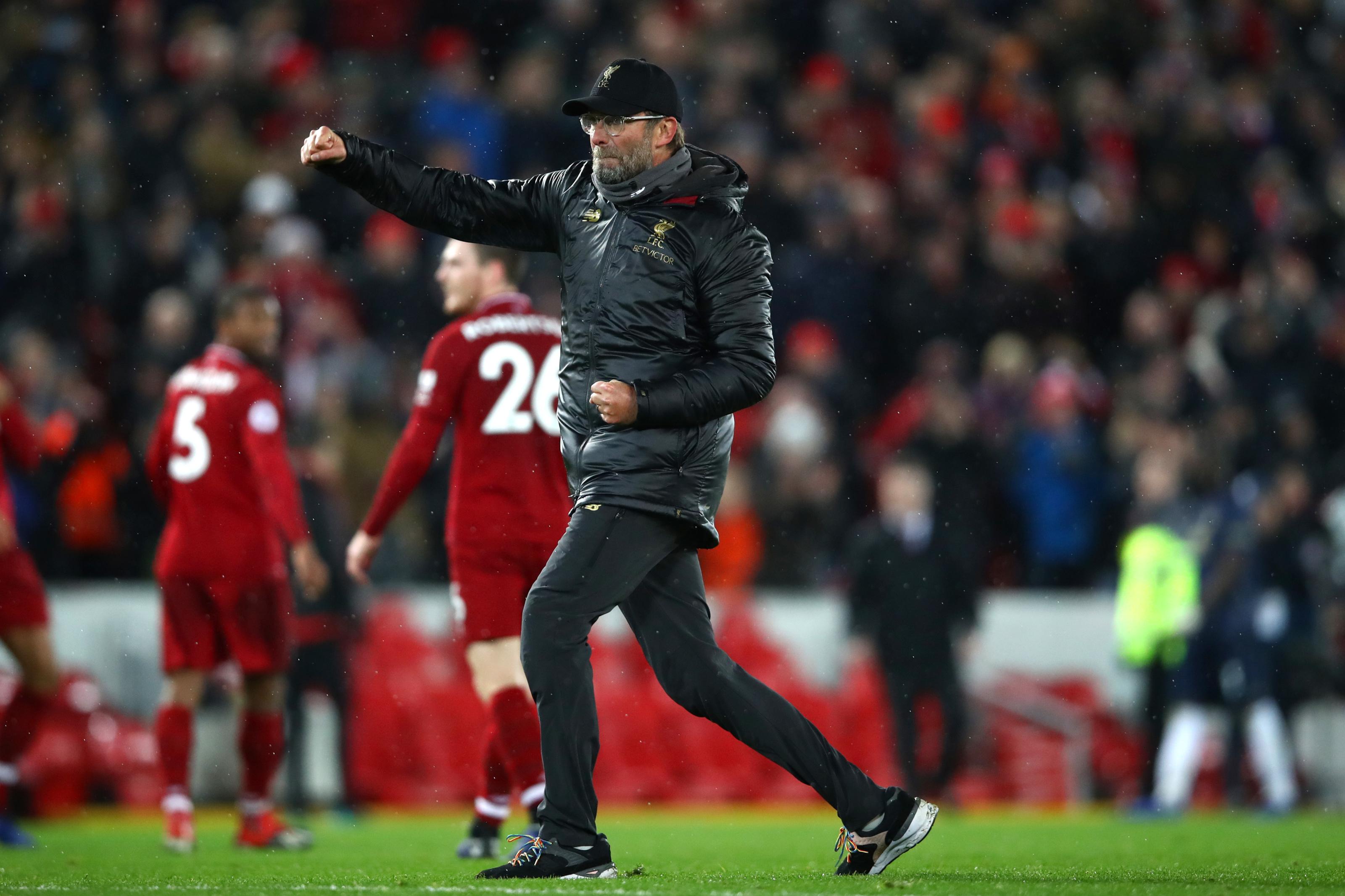 Liverpool vs Man Utd: Big ESPN prediction is Christmas ...