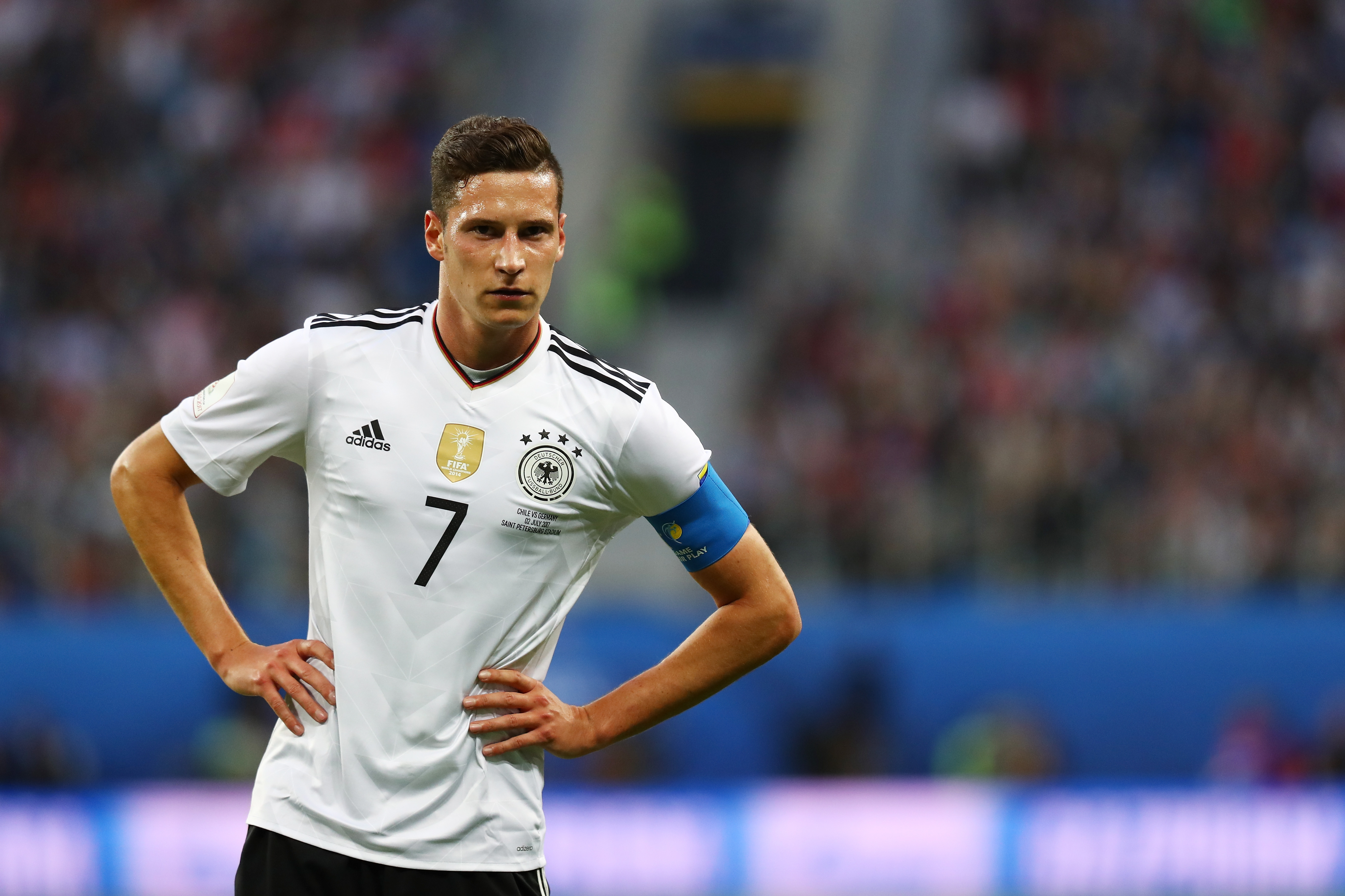 Julian Draxler wants Barca move?