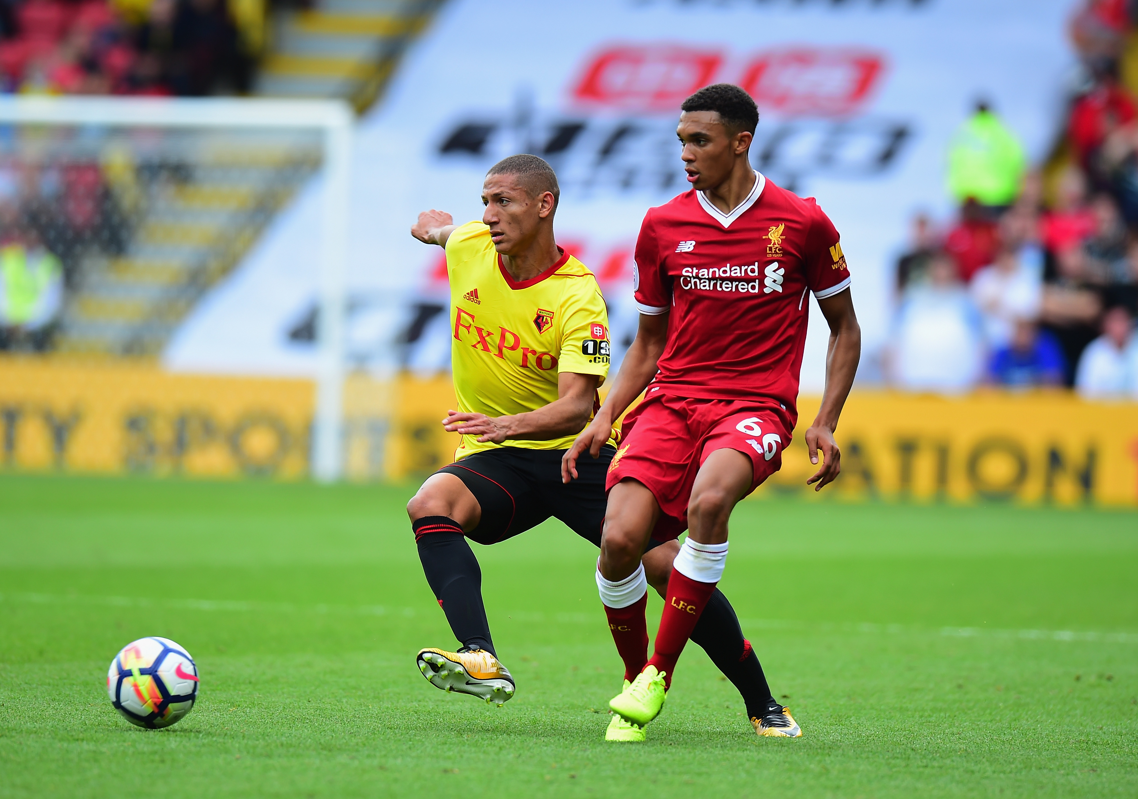 Trent Alexander-Arnold Shows He Is A Star On The Rise