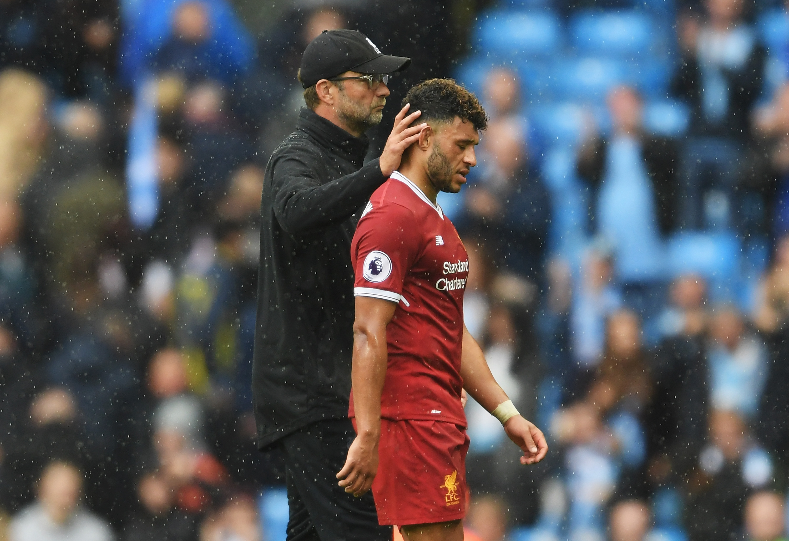 Arsene Wenger sends message to Liverpool FC fans about Alex Oxlade-Chamberlain