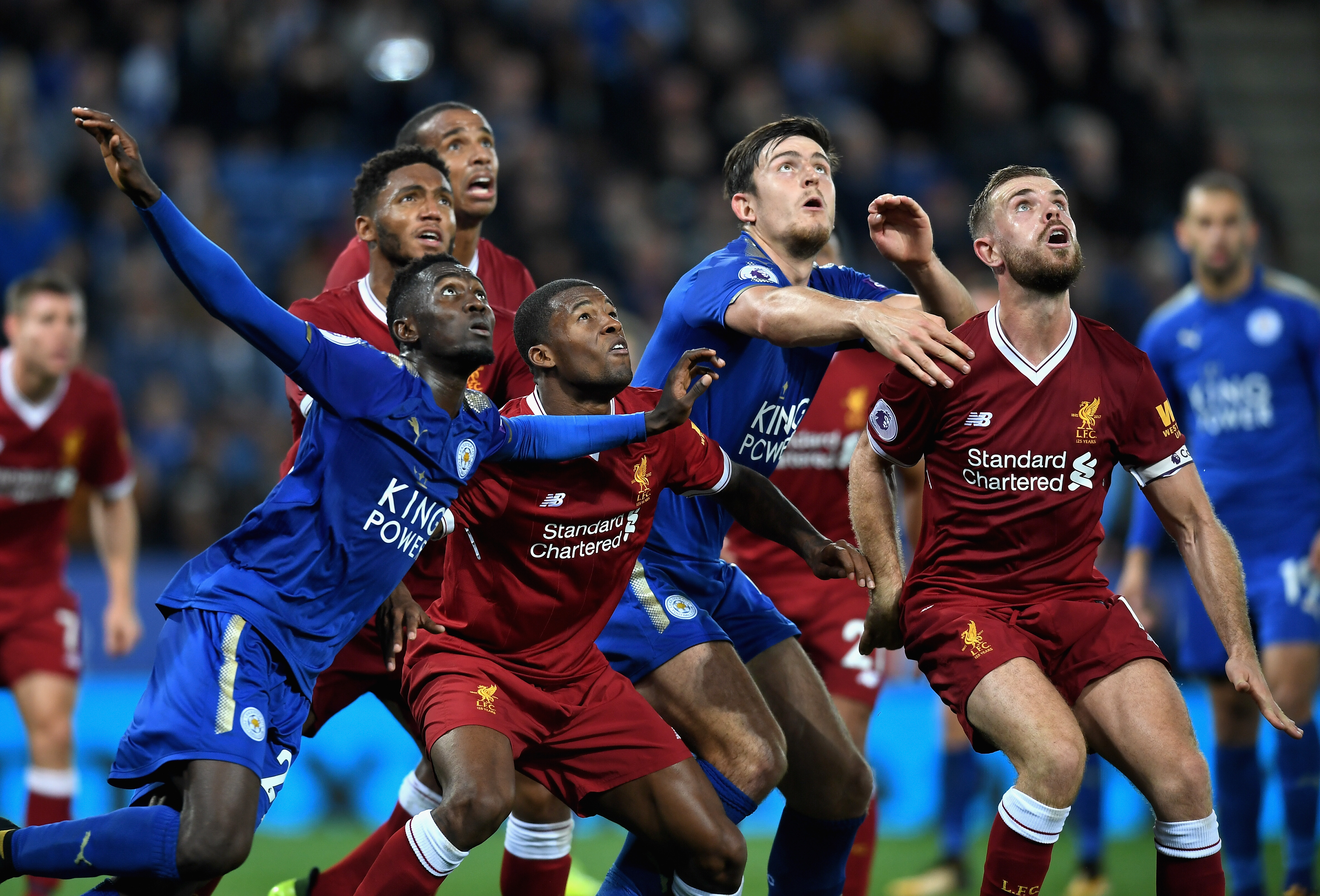 Liverpool V Leicester Match Preview Reds Will Finish 2017 Winning